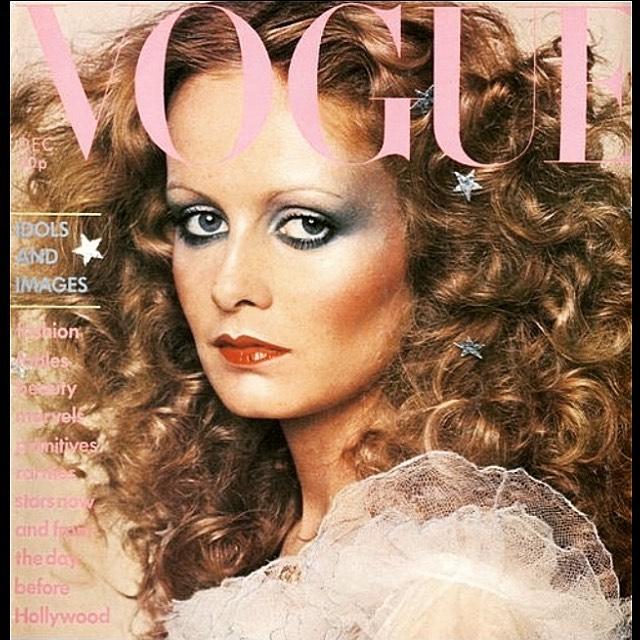 Журнал Vogue. 1974 год.