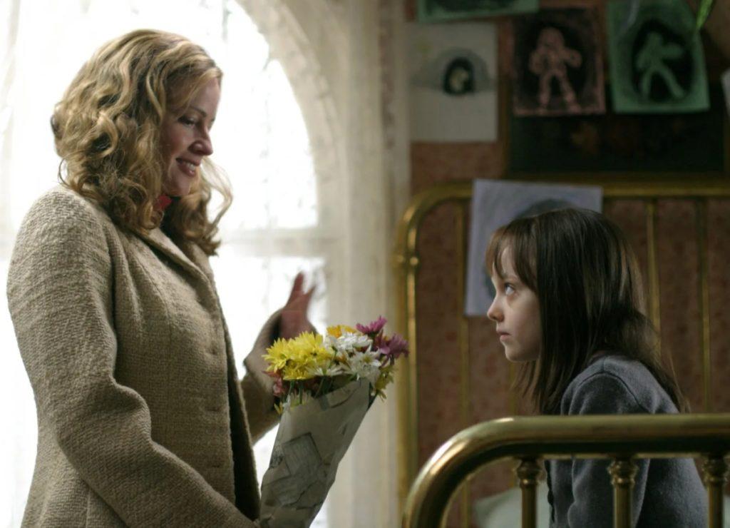 Актриса Дакота Фаннинг в детстве.