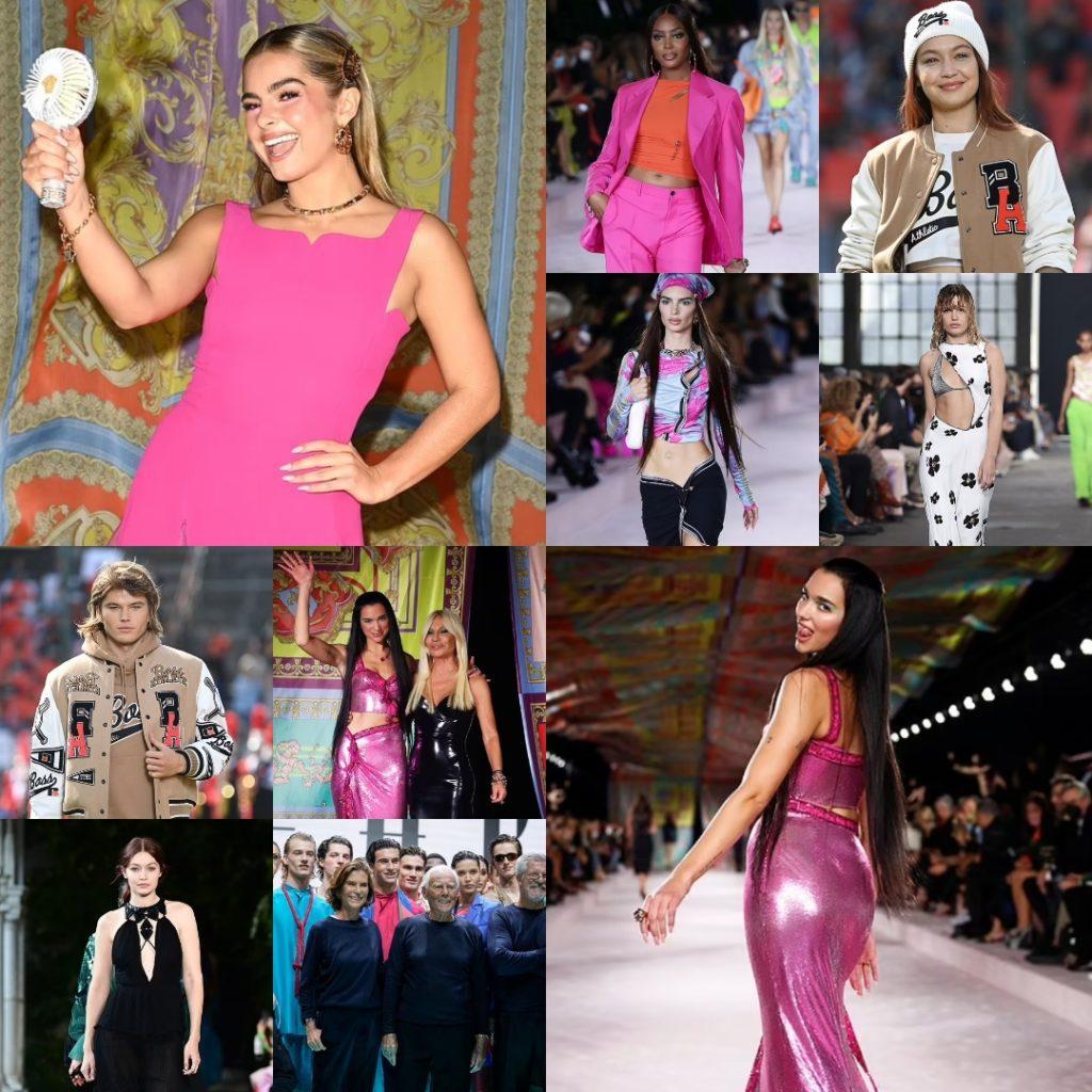 Неделя Высокой моды в Милане. Сентябрь 2021 года.